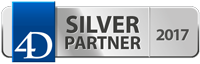 badge 2017 silver